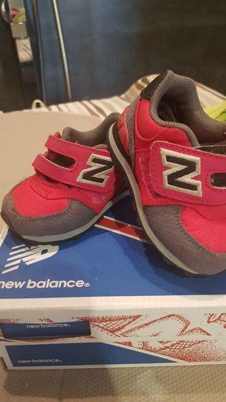 Zapatillas bebé NB