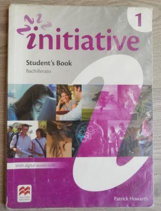 2 Libros inglés 1° Bachillerato Initiative 1