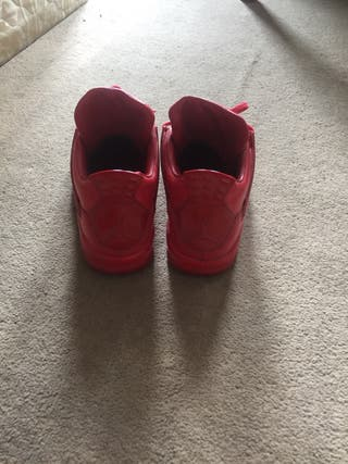 Jordan 4 Retro 11 Lab4 Red
