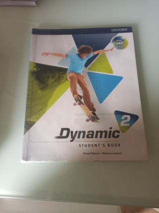 Inglés 1 Eso Dynamic Student's Book