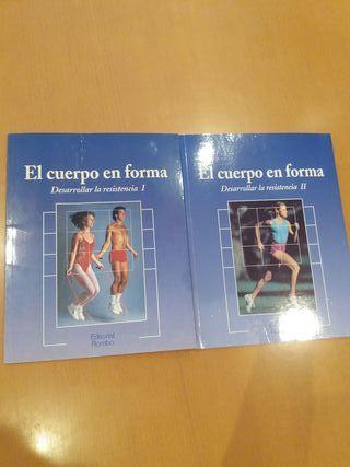 Libros el cuerpo en forma