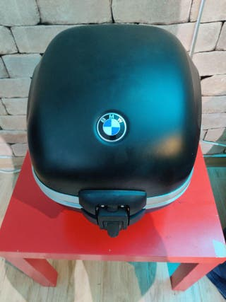 Top case cofre baul original BMW