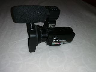 Camara de Video 2.7 K