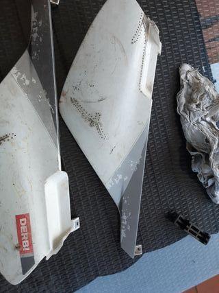 Carchas Derbi Senda reparadas