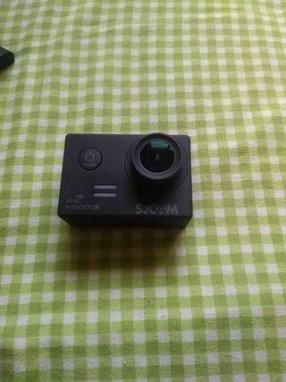CÁMARA SJCAM 5000 X ELITE (cámara deportiva gopro)