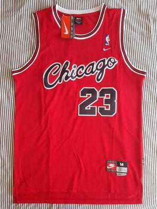 Camiseta Michael Jordan (Chicago Bulls)