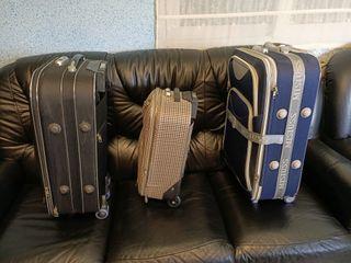 Juego de maletas de viaje