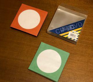Fundas para CDs y DVDs