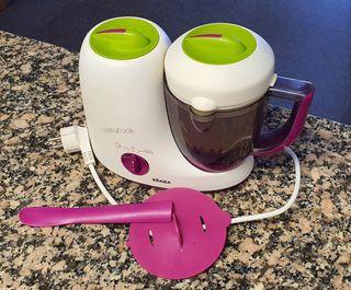 Babycook Beaba Robot cocina
