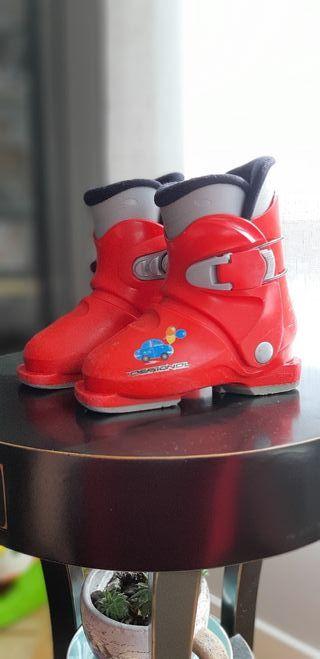 Bota esquí Rossignol niño