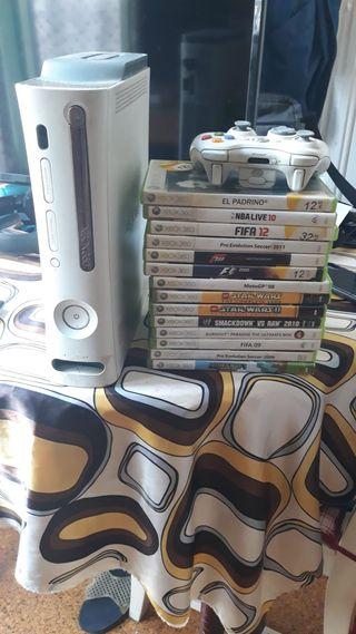 Xbox360 mensaje directo para mas info
