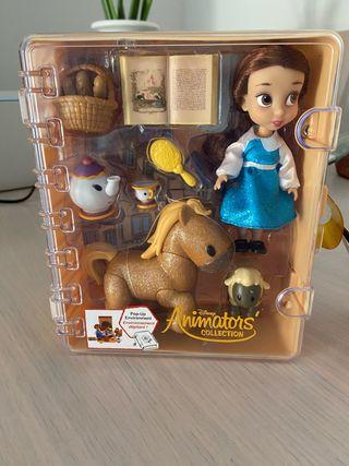 Set Bella Disney Animators