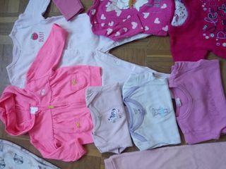 Lote ropa bebe niña 6 meses