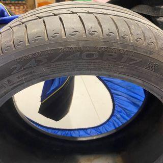 Neumático Michelin primacy HP