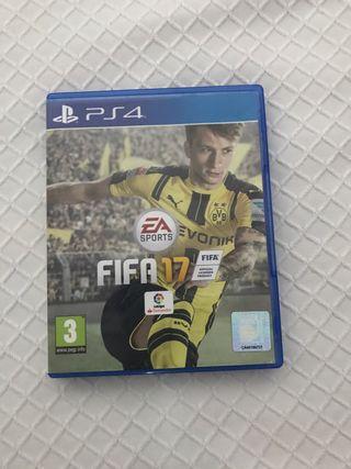 FIFA 17 y 18