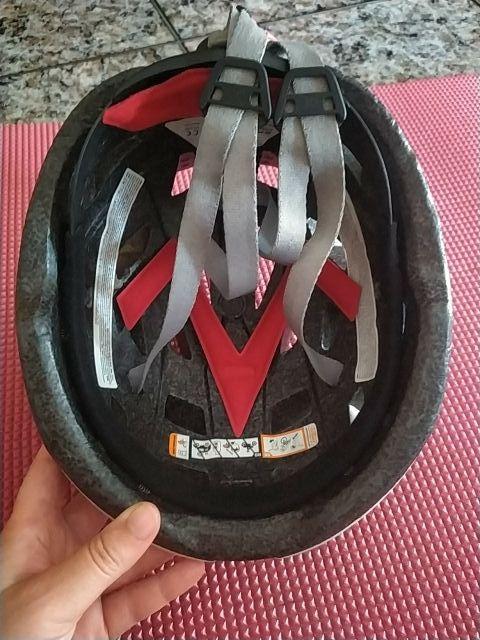 casco de bici 58 - 61 cm. 341 gr