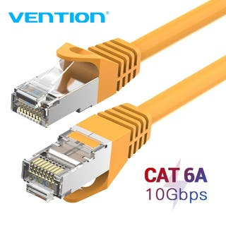 Cable Ethernet Vention CAT6A SSTP RJ45 10GBps