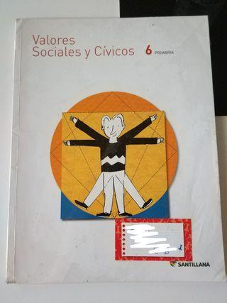 Valores Sociales y Cívicos