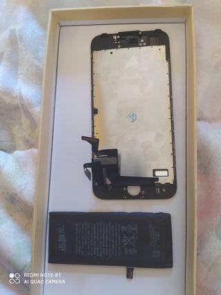 pantalla y bateria iphone 7
