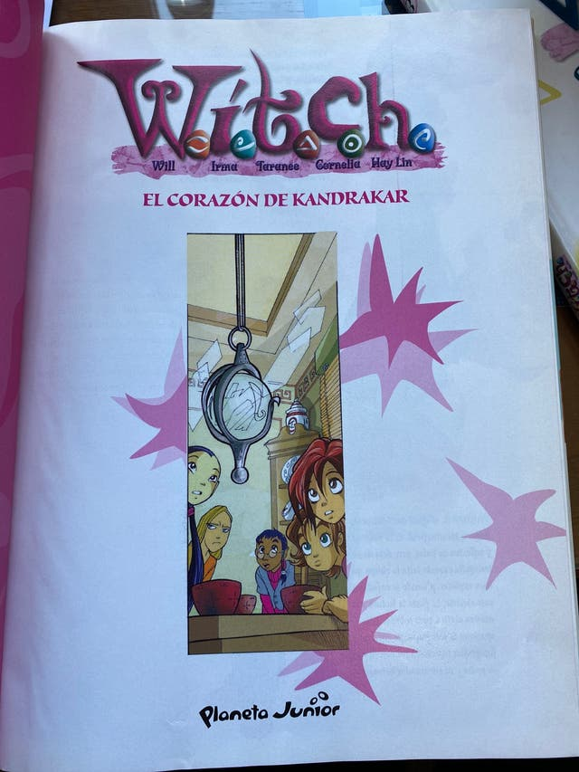 Cómics Witch