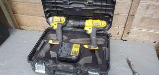 Dewalt XR 18volt Combi Drill & Impact