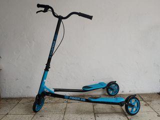 Patinete Fliker F5 azul
