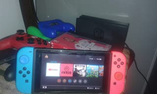 NINTENDO SWITCH V2 (Bundle)