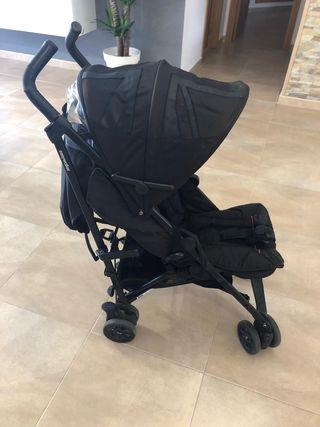 Mini Buggy.silla aluminio, ligera y a la vez fuer