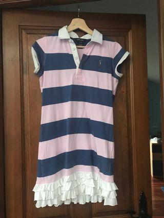 Vestido de Ralph Lauren de verano