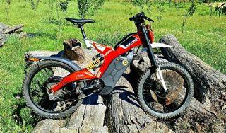 Bultaco Brinco R-E , Tope de Gama! Homologada
