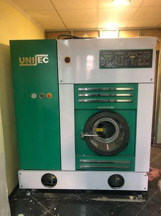 Lavadora industrial de seco