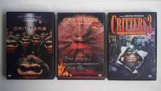 Películas Critters DVD