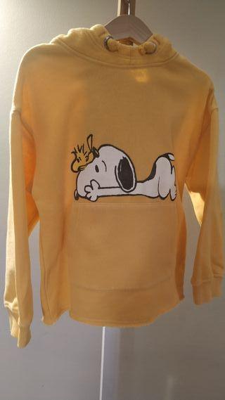 Sudadera Snoopy Talla 6