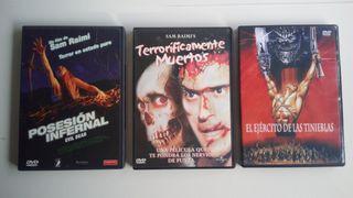 Películas Terror Evil Dead DVD