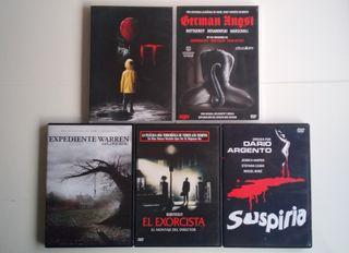 Películas DVD/Bluray