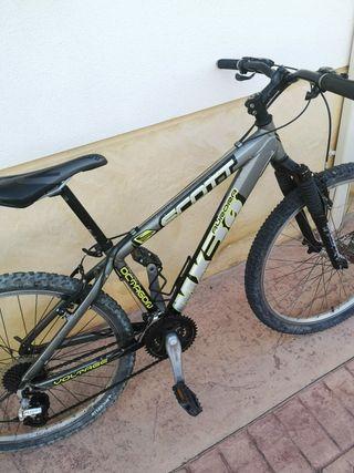 bicicleta scoot