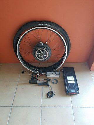 kit electrico 48v 1000w para bicicleta