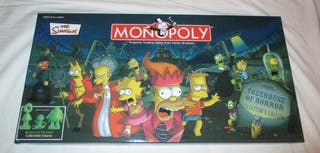 Monopoly The Simpsons Treehouse of Horror