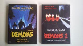 Películas Demons DVD