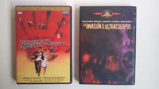 Películas La invasión de los Ultracuerpos DVD