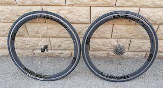 Ruedas bicicleta carretera Vision Trimax t42