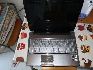 Ordenador portátil HP pavilión dv7 17 pulgadas