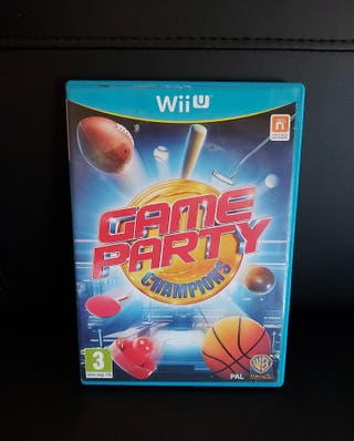 GAME PARTY Para WII U