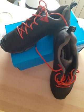 Zapatillas ciclismo Btt Mtbra