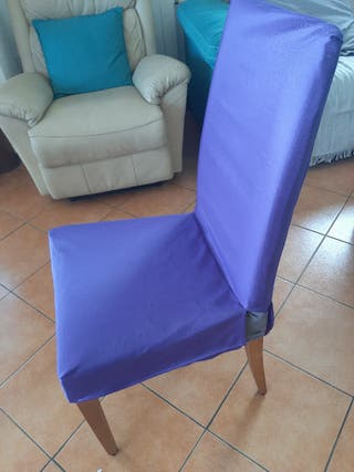 5 fundas de nylon para sillas