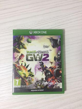 Plantas vs Zombies: Garden Warfare 2, Xbox One