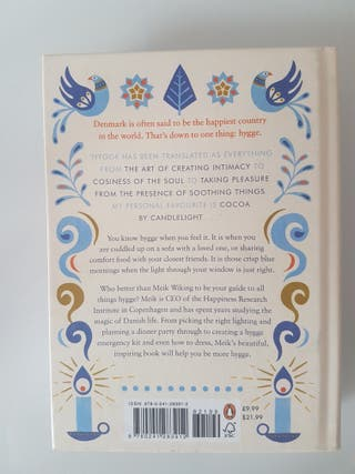 The little book of Hygge and Lagom