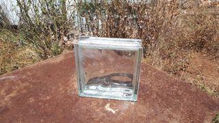 Bloque ladrillo de vidrio Paves