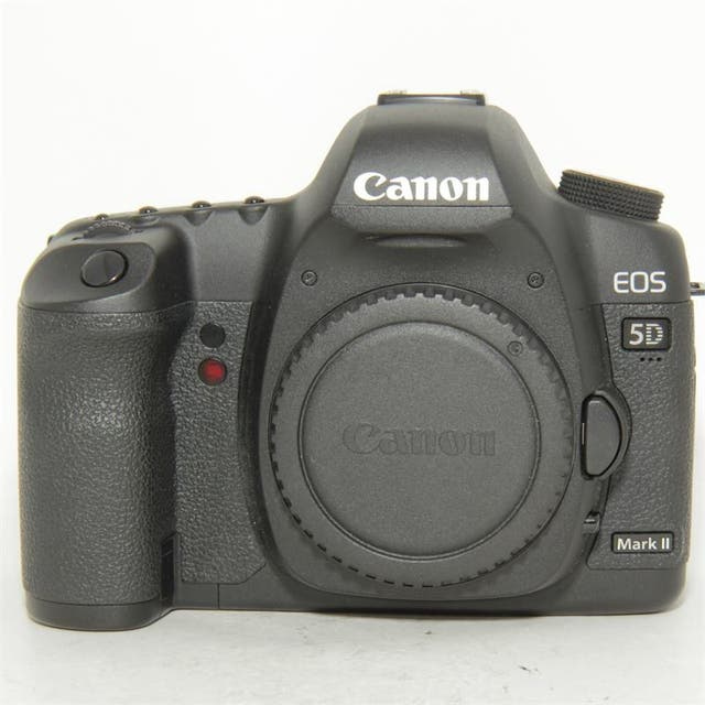 Canon 5D Mark II used