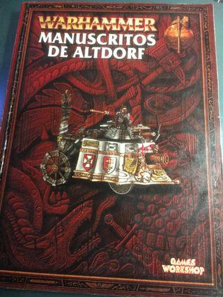 manuscritos de Altdorf